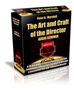 Art and Craft of the Film Director Audio Seminar
