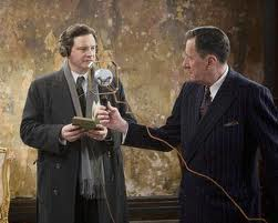 "Still frame from the movie ""The Kings Speech"""
